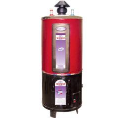 Geyser gas