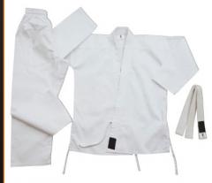 Karate uniform 7.5 oz