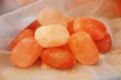 Optimum himalayan salt soap
