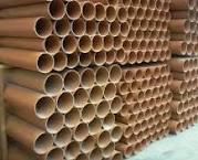 Underground drainage UPVC pipes