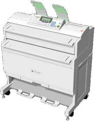 DMRA045 wide format copier