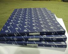 Carbonless paper - impression CB