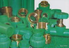 Beta PPRC pipes & fittings