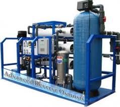 Sea water osmosis systems