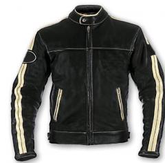 Black Motorbike Jackets