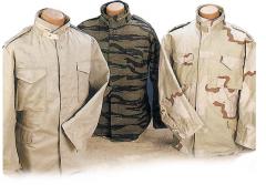 Desert Military Uniform
