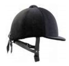 Black Rider Helmet