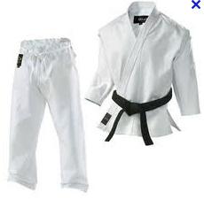 Karate unofrom