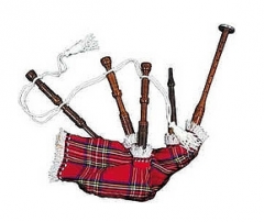 Toy or Baby or Dummy Bagpipe