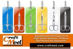 Cuticle Nail Scissors