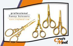 Fancy scissors / Cuticle Scissors