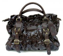 Leather Handbag-Leather Hand Bags