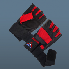 Waight lifting gloves