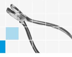 Pliers For Orthodontics & Prosthetics