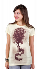 Fit Printed Design T-shirts