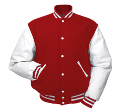 Rad baseball jacket