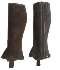 Ammara Leather Chap