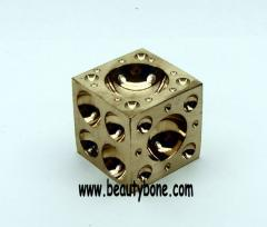 Doming Block - Brass