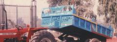 Hydraulic Tractor Trolley-Trailer