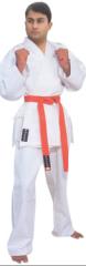 Karate suit.