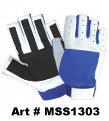 Gloves for yacht