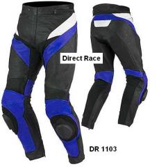 MOTORBIKE LEATHER PANT DR 1103