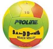 Beach volleyball balls
