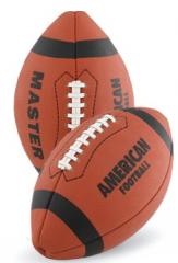American football balls