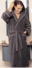 Bath Robes with hood
