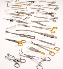 Medical clamps