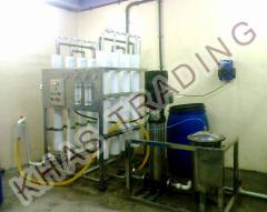 Mineral water Plant System Manufacturer Pakistan