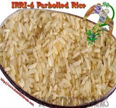 IRRI-6 Parboiled Rice Pakistani Rice