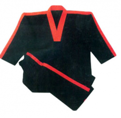 Kick boxing uniform