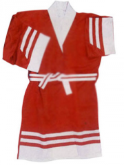 Boxing Gown For Competition