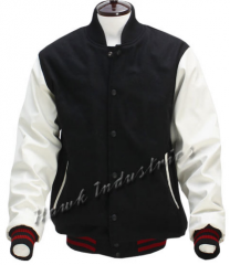Varsity Wool Jacket