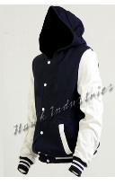 Varsity Cotton Fleece Hood