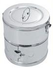Round Sterilizer Drum