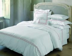 Flax bed linen