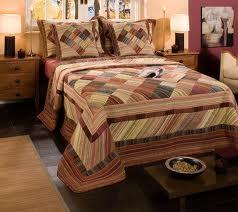 Gobelin bedspread