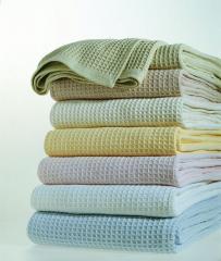 Cotton blankets (wholesale)