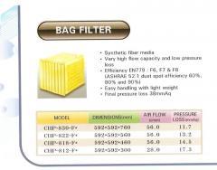 AHU filter