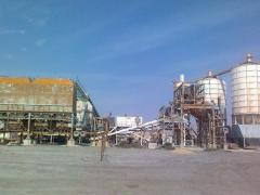 CONCRETE READY MIX PLANT