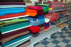 Dressed fabrics (wholesale)
