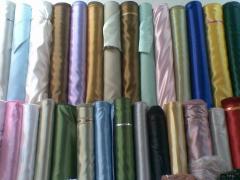 Satine Fabrics