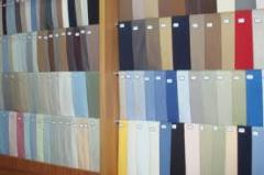 Fabrics for cloths, cotton