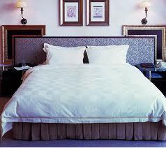 Bed linenfor hotels, health resorts, recreation