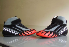 Shoes for motor sport