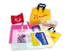 HDPE Shopping Bags and Garbage Bags