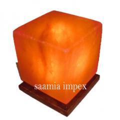 Himalayan Salt Lamps Cube