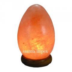 Himalayan Salt Lamps Egg Shaped